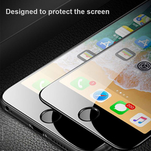 9D 9H protective on the for iphone 6 glass screen protector tempered se 7 8 x xr