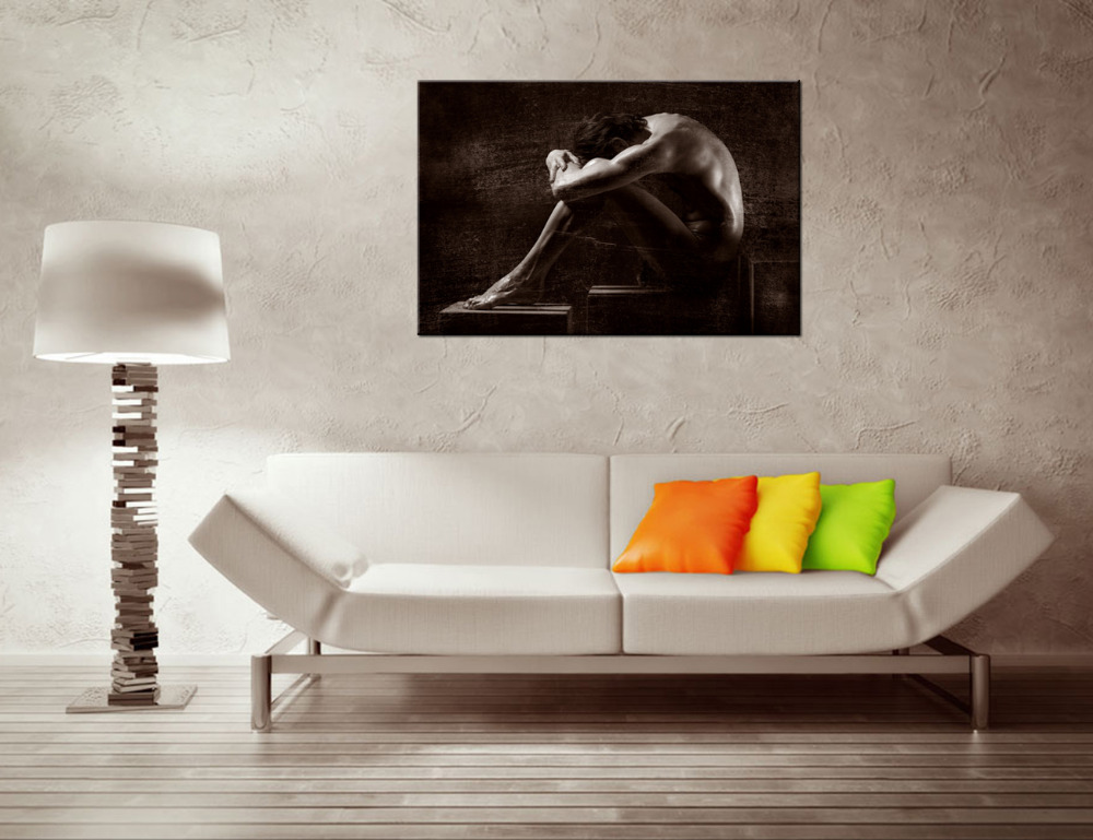 Aliexpress.com : Buy Wall Art For Home Decoration Painting Male Sexy Nude  Canvas Prints HD Picture Poster Wall Mural Contemporary Home Decor Artwork  From ... Part 53