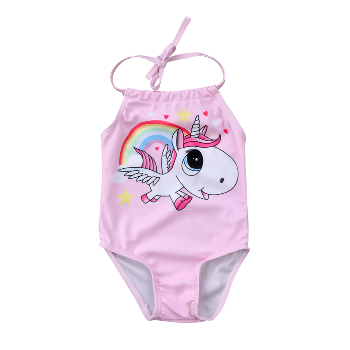 Fashion Newborn Baby Girls Cute Bikini Swimwear Swimsuit Bathing Suit Beachwear