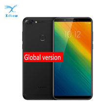 Lenovo K9 Note Global Versie 3GB RAM 32GB ROM 3760mAh 6.0 Inch Gezicht ID Mobiele Telefoon Android 8.1 16MP Snapdragon 450 Octa Core(China)