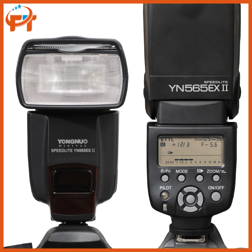 Yongnuo YN-565EX II YN 565EX II Wireless Flash Speedlite For Canon 6D 7D 70D 60D  600D XSi XTi T1i T2i T3 вспышка для фотоаппарата canon speedlite 270 ex ii 5247b003