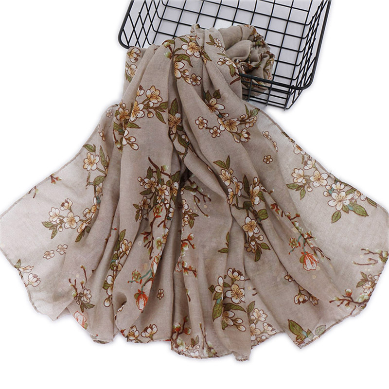 Balinese Cotton Women Thin Scarf Shawl Muslim Hijab Voile Headscarf Long Islamic Underscarf Sjaal Bufandas Foulard