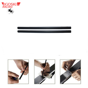 p-tex candle tuning tool mend and repair patch revamp ski snowboard skiboard two pieces