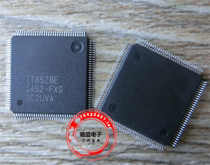 Brand New ITE8528E IT8528E EXA QFP-128 I//O IC