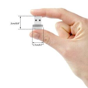 Image 5 - الألومنيوم USB صغير قارئ بصمات الايدي محمول بصمة تحديد ويندوز مرحبا تشفير ويندوز 8 10 وحدة دونغل