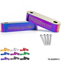Jdm Billet Aluminum Hood Risers 90 00 For Integra 88 00 For Civic TK ZGDP011 AF