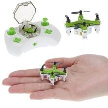 Мини-Дрон FY804 4CH 2,4 г 6 оси 360 градусов рулон Мини вертолет светодиодный игрушка в виде самолета RC Самолет