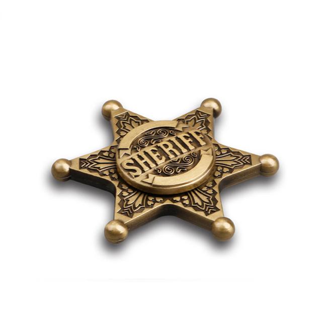 Sheriff Fidget Spinner