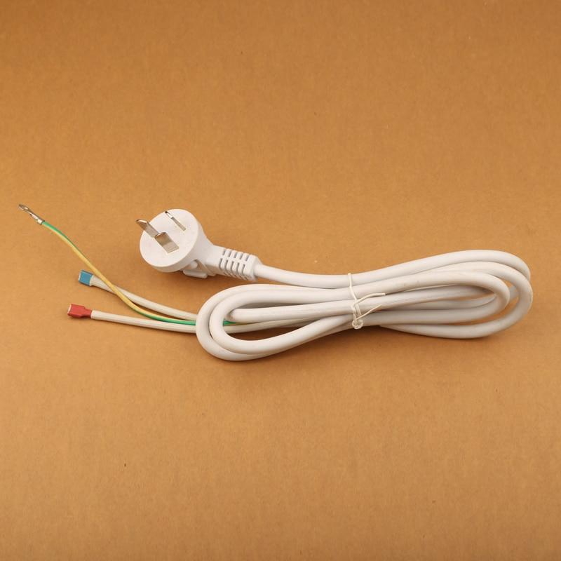 0.75 mm2 power cord,gray - white power line,customized power cord,power distributor line