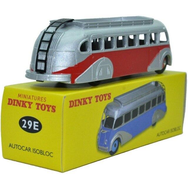 Dinky toys Atlas Autocar Isobloc 29E 143 modèle de voiture en alliage moulé sous pression en métal pour les amateurs de Collection dabord choisir