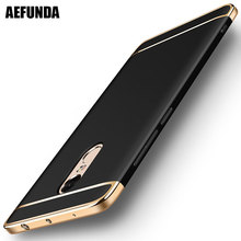 Luxury Plating Frame Phone Case For Xiaomi Redmi 4X 4A 4 Pro 5 Plus 3S NOTE 3 5A Prime Mi6 Mi5S Mi 5X A1 Xiomi Matte PC Cover