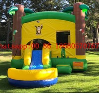 (China Guangzhou) Factory direct inflatable slide / castle / trampoline / pool slide YLY Y36