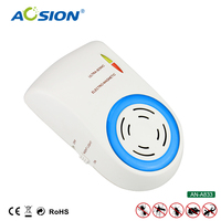 Free Shipping Pest Control Ultrasonic Pest Reject Electronic Anti Rodent Insect Repellent Mouse Cockroach Mosquito Repeller