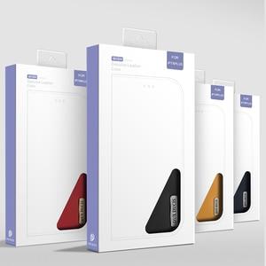 Image 5 - ダックス DUCIS 本 Iphone 5 8 7 Xs ヴィンテージ磁気 iphone Xs 最大 XR × 7 8 6s 6 プラス Coque