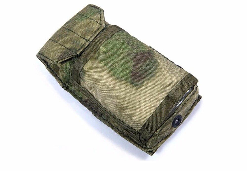 Flyye MOLLE waterproof nylon Military camping hiking modular GPS Pouch combat CORDURA PH C026 cordura waterproof cordura pouchcordura molle pouches - title=