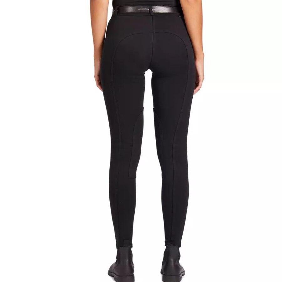 Новые женские бриджи для верховой езды, женские мягкие дышащие обтягивающие штаны для верховой езды, школьные штаны для верховой езды, черные коричневые