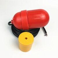 1PCS Float Switch Fluid Level Controller 1NO 1NC Fluid Water Level Sensor Sump