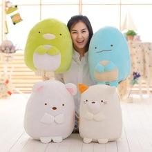 20/30/40cm Soft Toy Sumikko Gurashi San-X Corner Bio Pillow Japanese Animation Plush Cotton Filled Toys For Fans Gift