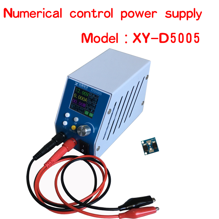 DC DC Digital Adjustable Regulated Power Supply 6 55v 5A high precision laboratory Power Supply
