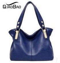 QIAOBAO Echtem Leder Handtaschen Luxus Frauen Messenger Bags bolsa feminina frauen Schulter taschen für frauen Leder Tasche