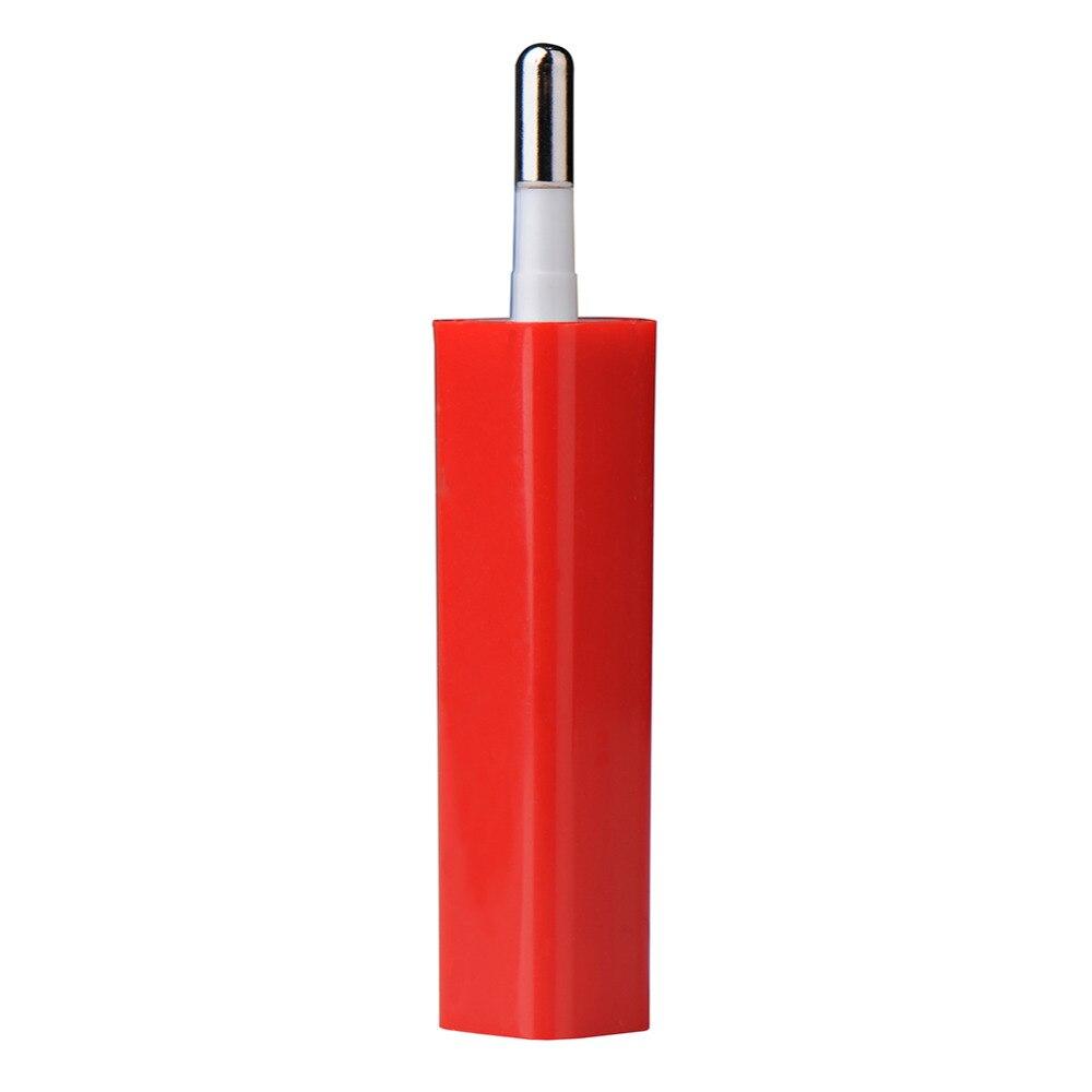 Mbledhës shumëngjyrësh EU Plug USB i telefonit, 5V 1A AC110V-240V - Aksesorë dhe pjesë të telefonit celular - Foto 3