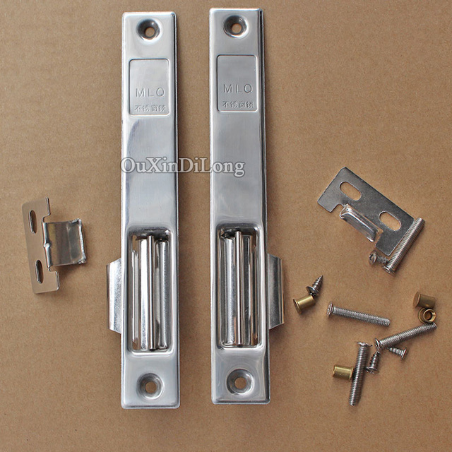 Acier Inoxydable Chaud 90 Type En Alliage Daluminium Serrure De