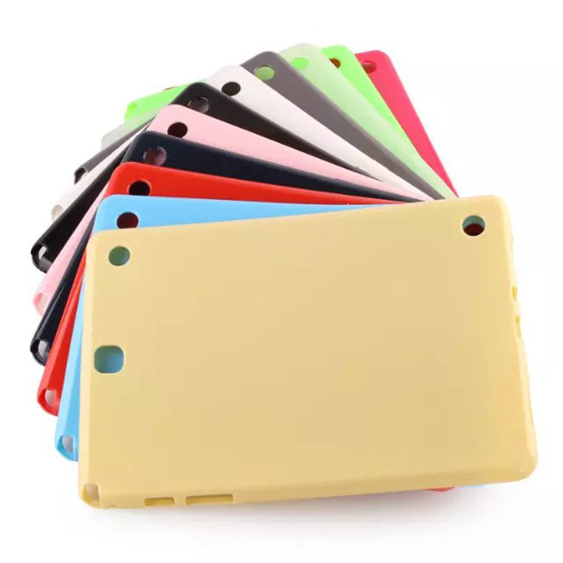 Candy Silicone TPU Rubber Gel Soft case Cover for samsung galaxy tab a 9.7 case t550 SM-T550 T555C Tablet cases S3030D