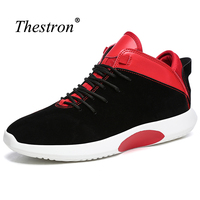 Thestron Sport Shoes Men Super Cool Brand Male Sneakers Hard Wearing Male Sneakers Red Yellow Original
