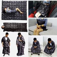 Sleeping-Bag Tourist Camping Hiking Compact Ultralight Duck-Down Travel Adult Waterproof