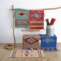 carpets for living room American original single / handmade Indian national wind Navajo rugs / pendleton kilim rug gc137 39yg8