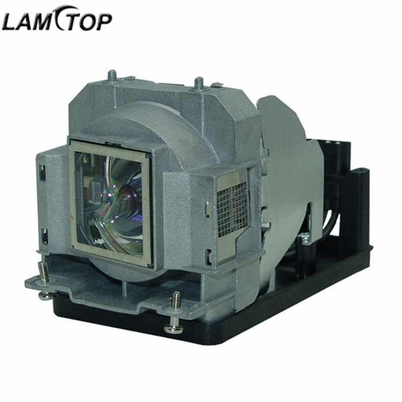 LAMTOP TLP-LW14 Projector Lamp Bulb with housing TDP-T355  High quality compatible bare bulb tlplv6 tlp lv6 for toshiba tdp s8 tdp t8 tdp t9 projector lamp bulb without housing