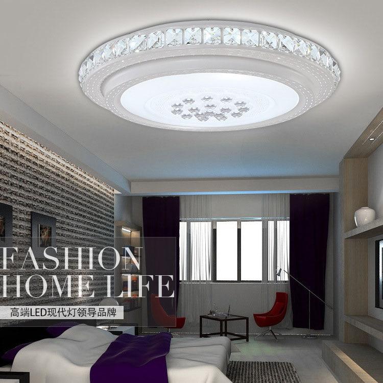 Luxus Moderne Kristall Kronleuchter Unterputz Kristall leuchte für - Innenbeleuchtung - Foto 2