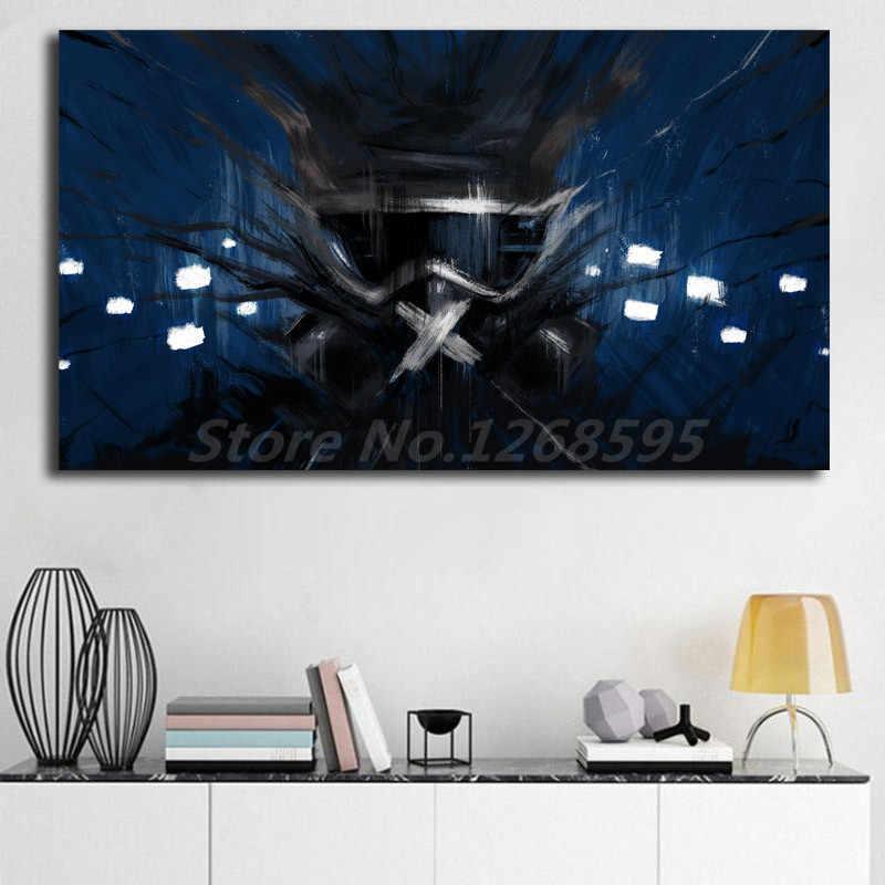 Gökkuşağı Altı Siege Jager Ve IQ Komik Anlar Sanat Tuval Poster Boyama Duvar Resmi Baskı Sanat Ev Yatak Odası Dekorasyon Için