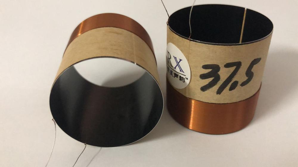 "63.5mm 2.5/"" 2F 8ohm woofer speaker voice coil Skeleton:Black aluminous 1 pcs ID"