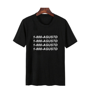Agust D Suga Unisex T-Shirt Men Women Suga 1800 T-Shirt K-Pop Jungkook Jhoooope Member Shirt Korean Tee Shirt Unisex