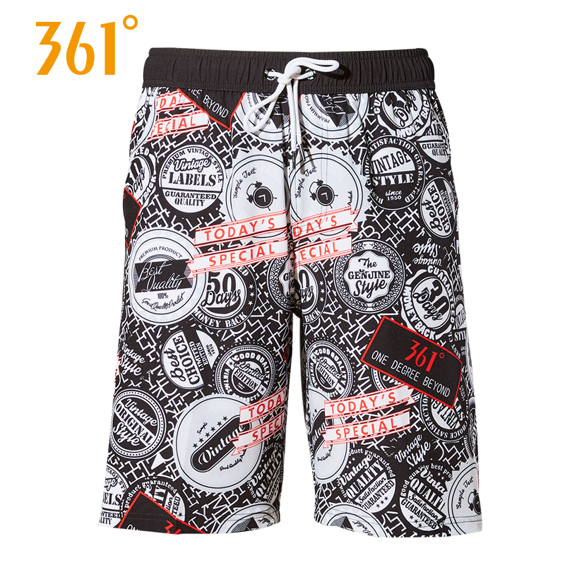 361 Men   Board     Shorts   Mnes Swimming Surfing Beach Pants Sports Quick Dry Mens Swimming Trunks Boxer Swim suit Male Swim Wear