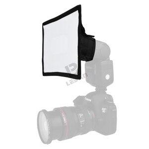 Image 5 - Универсальный складной мини рассеиватель Godox 20 см x 30 см софтбокс для вспышки Godox, Canon, Nikon