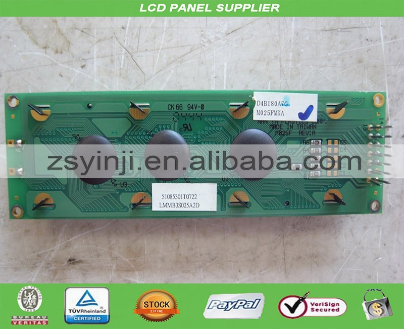 lcd display D4B180A7G M025FMKA LMMB3S025A2D M025lcd display D4B180A7G M025FMKA LMMB3S025A2D M025