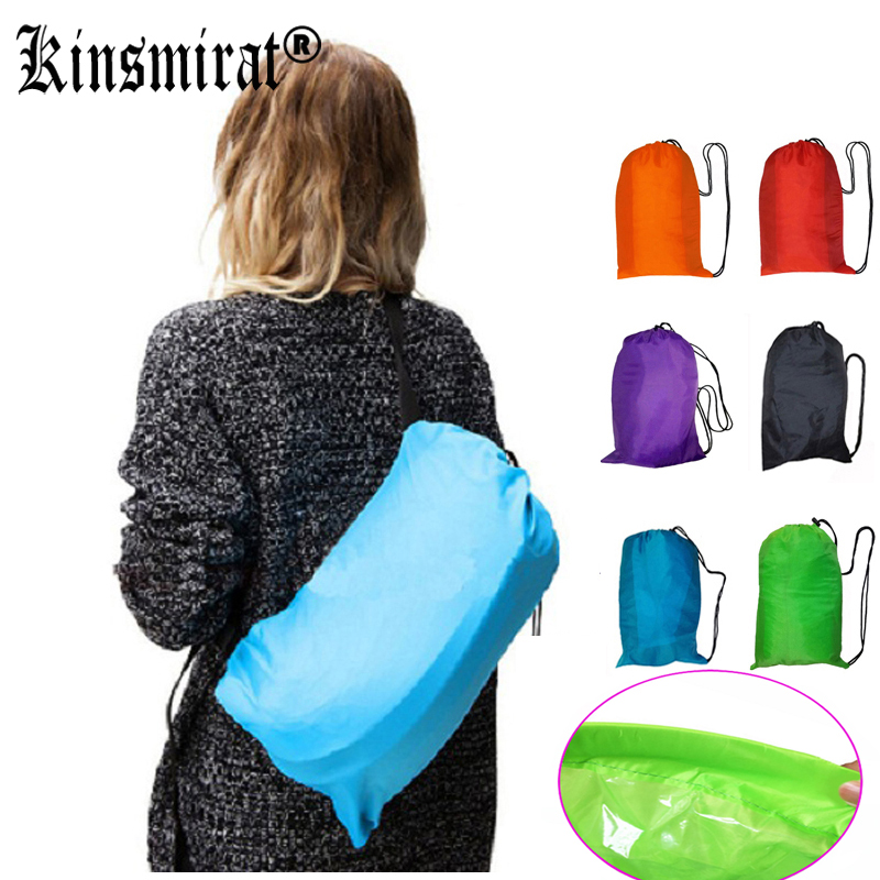 Fast Inflatable Air Sleeping font b Bag b font Sofa Air Bed Lazy font b Bag