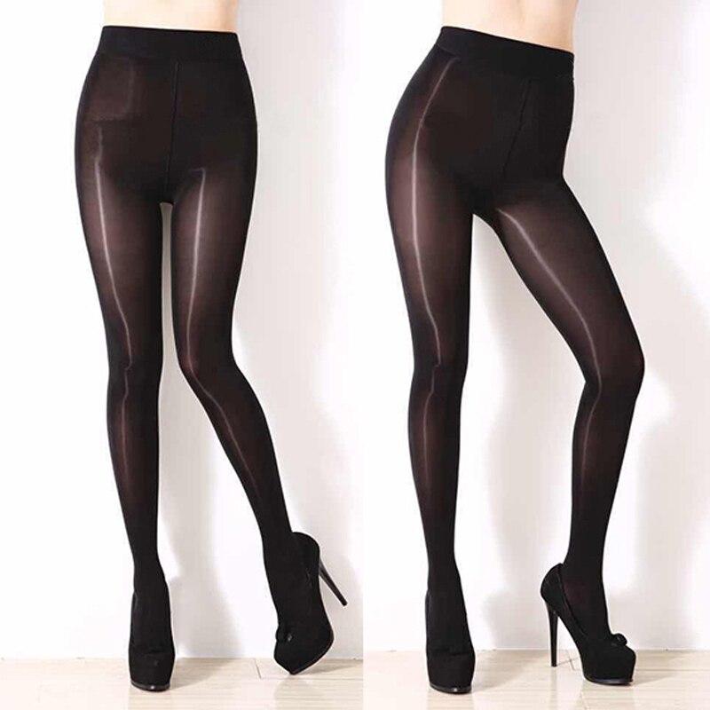 BIVIGAOS Zomer Super Elastische Magische Panty Vrouwen Collant Sexy - Ondergoed - Foto 2