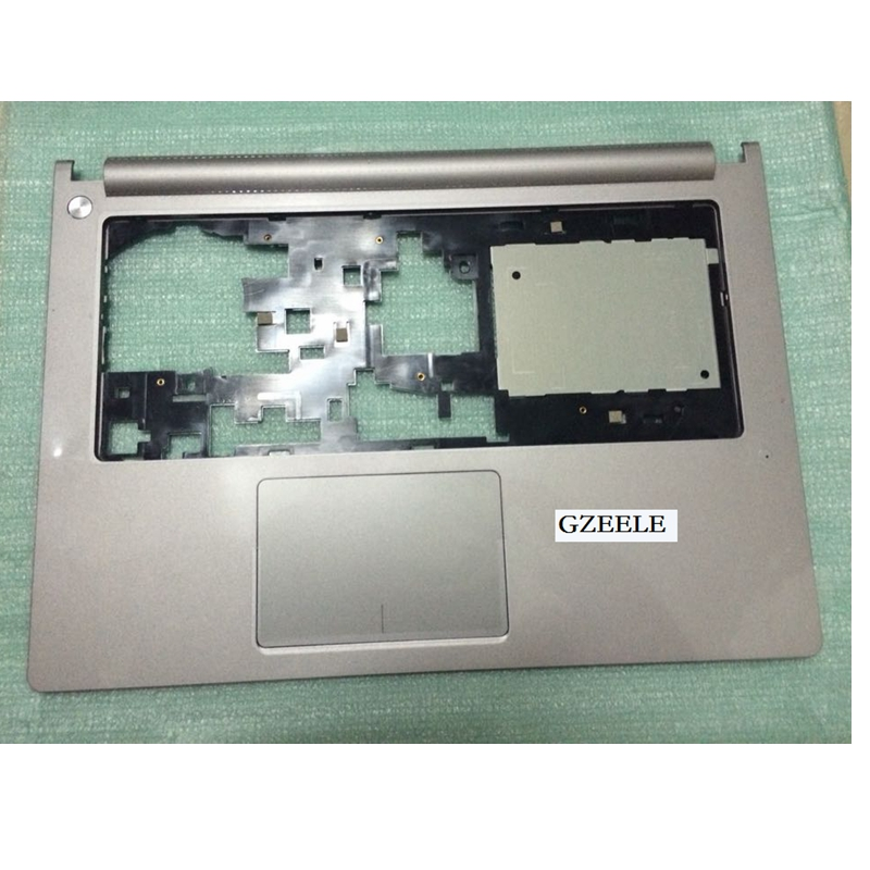 NEW C shell top case For Lenovo S300 S310 Silver