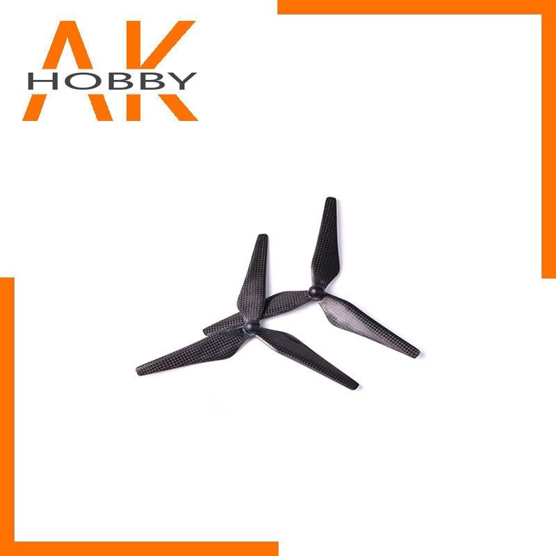 Carbon Fiber Propellers 9450 Propeller prop Blades For DJI Phantom 2 Phantom 3 Standard Drone Accessories