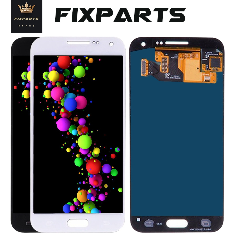 Neue E7 E700 E700F <font><b>LCD</b></font> für SAMSUNG Galaxy E5 <font><b>LCD</b></font> Display Touchscreen Digitizer Display Für SAMSUNG E5 <font><b>E500</b></font> <font><b>LCD</b></font> e500M E500F E500H image