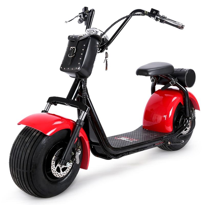 Citycoco Electric Scooter 1000w Personalized E Bike