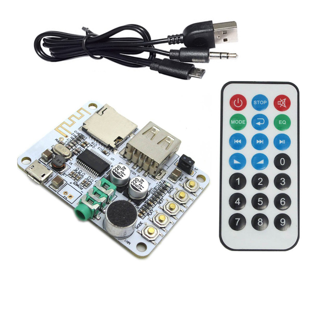 Bluetooth Audio Receiver Board /AUX Car Audio Modification / Lossless Bluetooth Receiver /MP3 Decoder Board