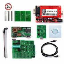 Factory Best Quality Full UPA USB Programmer V1.3  Main Unit for Sale UPA USB Adapter ECU Chip Tuning 1.3 eeprom adapter