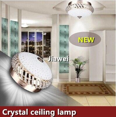 Moderne Deckenleuchte Gold Kristall Led Wohnzimmer Licht Leuchtet Leuchte