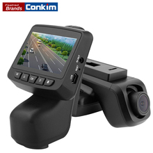 Wholesale prices Conkim Dash Cam  Novatek 96658 FHD 1920*1080P 30fps So ny IMX323 With WiFi Video Recorder 2.45 inch IPS Screen Car DVR Camera
