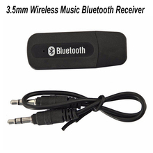 Portable 3.5mm USB Wireless Bluetooth Receiver Audio Stereo Music Receiver Wireless Bluetooth Dongle Adapter Aux Receptor O3