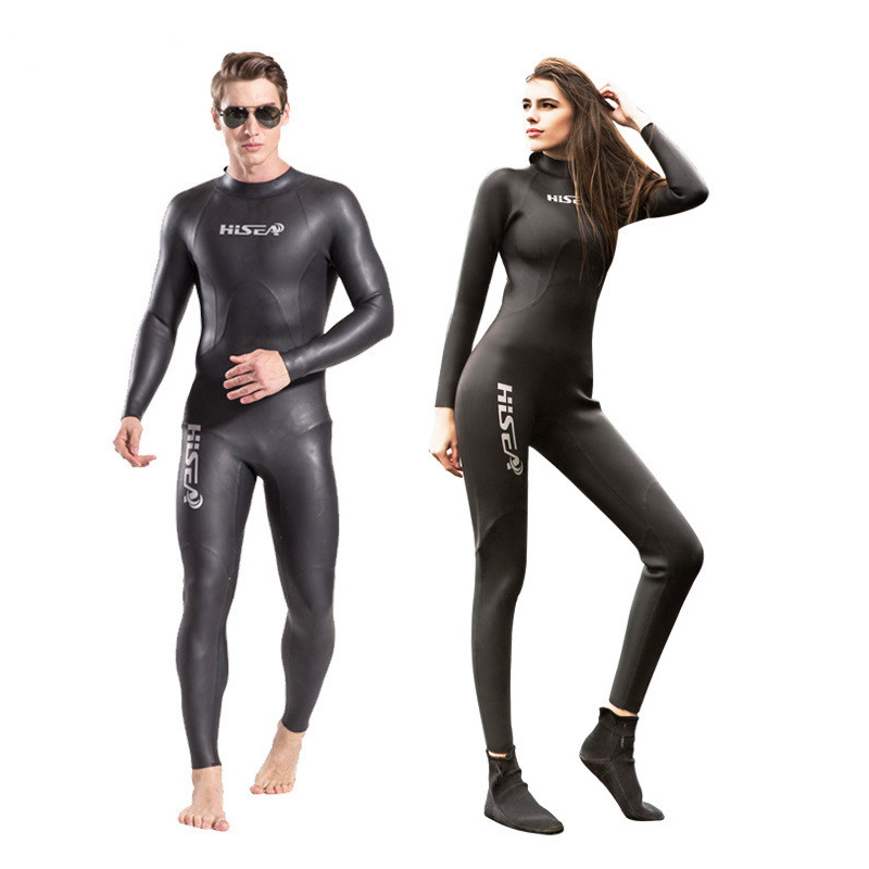 3mm SEAC Long Sleeve Wetsuits Surfing Diving Suit Yamamoto Rash Guards Jumpsuit Spearfishing Swimming Clothing for Men and Women цена